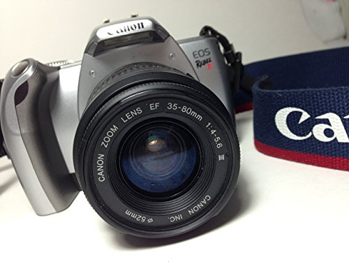 Canon EOS Rebel Ti 35mm SLR Camera Kit W Ef 35-80mm III Lens