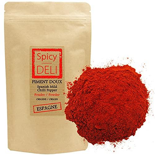 Spanisch chili-pfeffer gemahlen 100g / milder roter Pfeffer