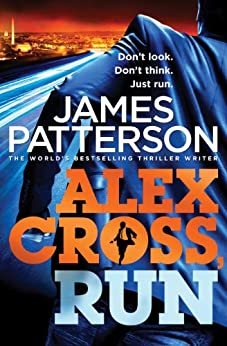 alex cross in order
