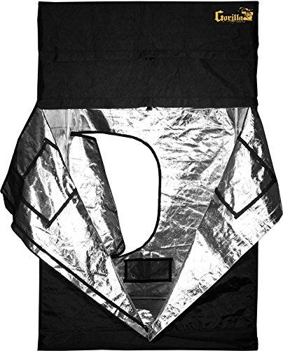 Gorilla Grow Tent 5' x 5' Original Line 2017 Factory Direct Model w/ Free Extension!