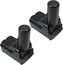 2x Trade-Shop Premium akumulator litowo-jonowy 10,8V / 2000mAh zastępuje Hitachi BCL1015 BCL1030 BCL1030A BCL1030M 329369 ...