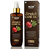 WOW Skin Science tretch Care Oil to Minimize Stretch Marks & Even Out
