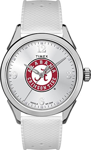 Timex Alabama Crimson Tide Bama Ladies Silcone Athena Watch