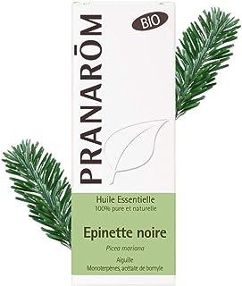 Pranarôm | Huile Essentielle Epinette Noire Bio | Picea mariana | HECT | 10 ml