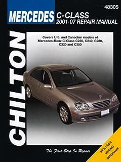 Mercedes Benz C Class (Chilton's Repair Manual)