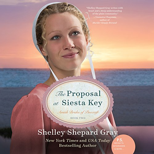 The Proposal at Siesta Key audiobook cover art