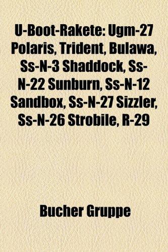 U-Boot-Rakete: Ugm-27 Polaris, Trident,