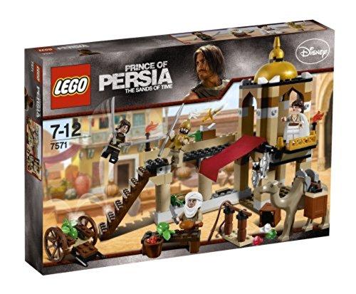 LEGO Prince of Persia 7571 - Pelea por la Daga [versión en inglés]