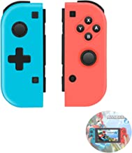 TUTUO Wireless Controller for Nintendo Switch, Bluetooth Gaming Gamepad Joypad Left/Right Controllers Compatible with Switch Pro