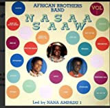 Nasaa Saaw Vol 1 Led By Nana Ampadu The First LP 1991