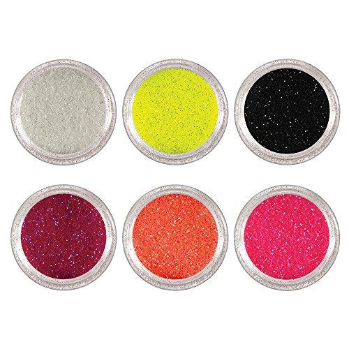 Shimmer Paillettes Lot de 6 1 Proimpressions