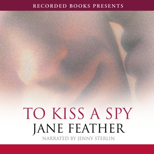 To Kiss a Spy audiobook cover art