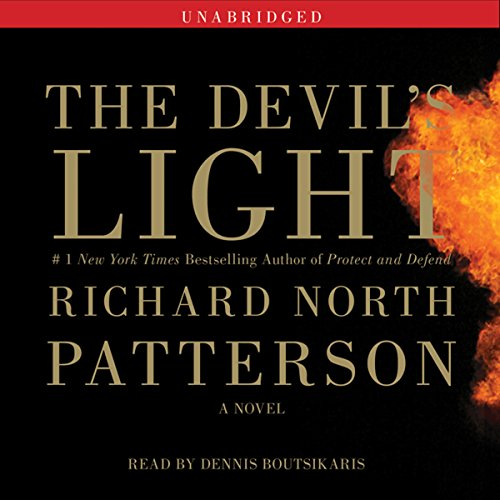 The Devil's Light audiobook cover art