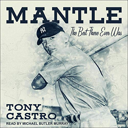 Mantle audiobook cover art