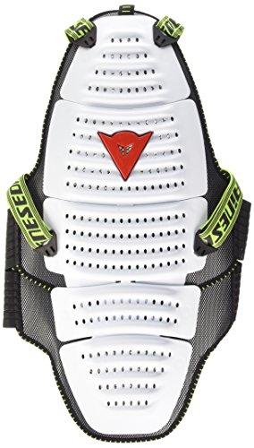 Dainese Herren Safety Action Wave 03 Pro Ski Protektor, Weiss, L