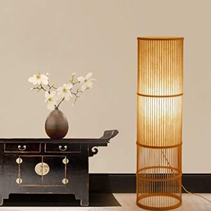 Amazon.es: bambu - Lámparas de pie / Lámparas: Iluminación