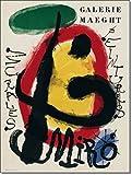 1art1 Joan Miró - Galerie Maeght, Peintures Murales Poster