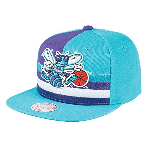 Mitchell & Ness NBA Charlotte Hornets - Gorra, color azul