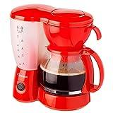 Bestron ACM6081R Macchina per Il caffè, Rosso