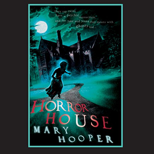 Horror House audiobook cover art