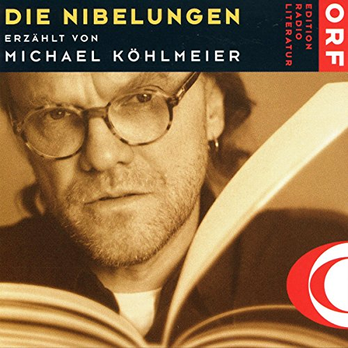 Die Nibelungen audiobook cover art