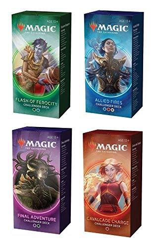 Magic: The Gathering Challenger 2020 Deck, ,Modelos Surtidos