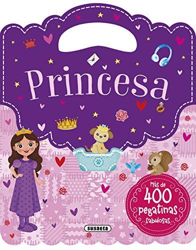 Princesa (Mi bolso de pegatinas)
