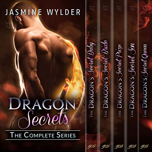 Dragon Secrets cover art