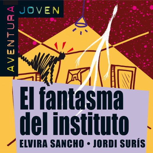 El fantasma del instituto [The Ghost of the Institute] audiobook cover art