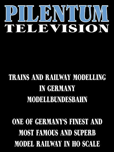 Trains and Railway Modelling in Germany: Modellbundesbahn - One of Germany's...
