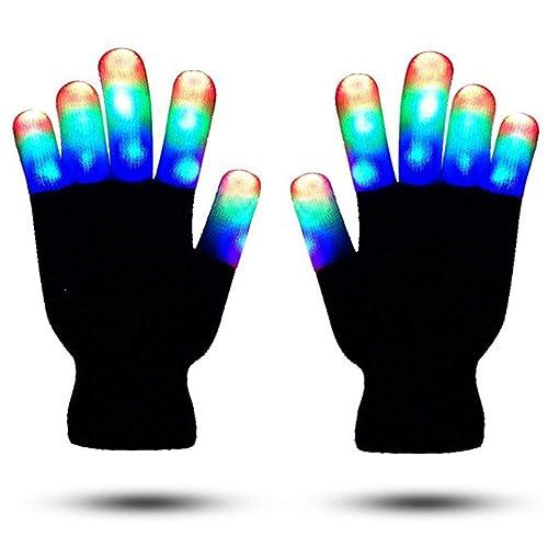 DMbaby LED Gloves For Kids