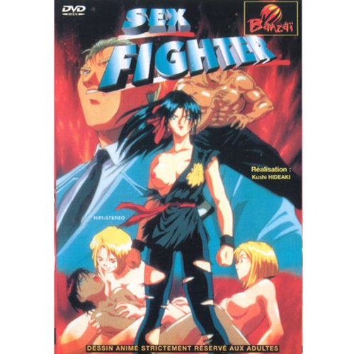 Sex Fighter - manga