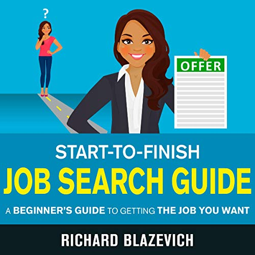 Couverture de Start-to-Finish Job Search Guide