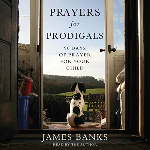 Prayers for Prodigals Audiobook By James Banks cover art
