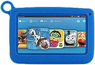 وين تاتش K72 شاشة 7 انش، 8 جيجا رام، 512 ميجا بايت، ذاكرة وصول عشوائي اندرويد، واي فاي للأطفال، لون ازرق