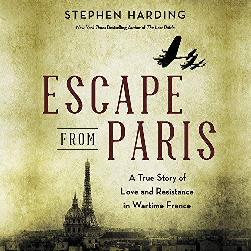 Escape from Paris  By  cover art