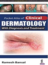 Pocket Atlas of Clinical Dermatology With Diagnosis and Treatment
