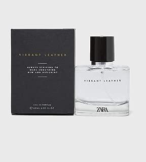 ZARA men's vibrant leather eau de parfum 60 ML cologne
