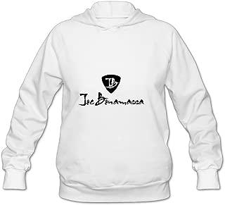 Joe Bonamassa Tour 2016 Hooded Sweatshirt For Women Black