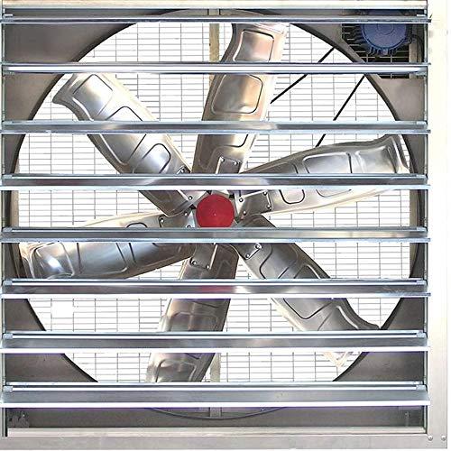 RJSODWL Cocina Inodoro Extractor de ventilación Ventana de Rejilla Ventiladores de extracción de Aire ventilación de Aire soplador de Ventanas Extractor de Metal