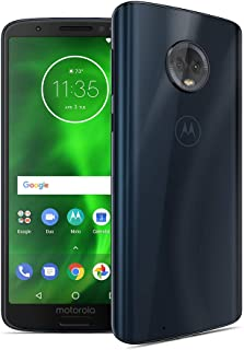 Motorola G6 – 32 GB – Unlocked (AT&T/Sprint/T-Mobile/Verizon) – Deep Indigo..