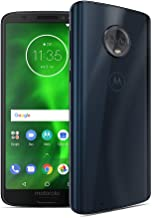 Motorola G6 – 32 GB – Unlocked (AT&T/Sprint/T-Mobile/Verizon) – Deep Indigo..