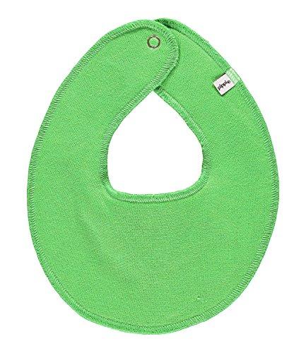 Bavoir rond pour bébé (différentes couleurs au choix) (vert)
