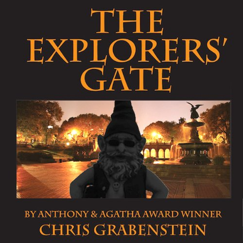 The Explorer's Gate audiobook cover art