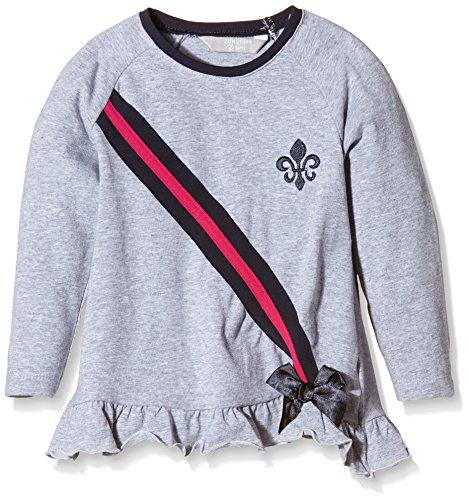 Zunstar Baby Isabelle - Camiseta de Manga Larga, Color Gris, Talla 74/80