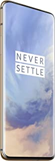 OnePlus 7 Pro Dual SIM - 256GB, 8GB RAM, 4G LTE, Almond - International Version