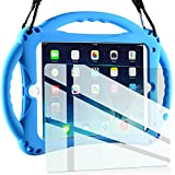 Product Image of the TopEsct Kids Case for New iPad 2017/2018 9.7 inch Case, Shockproof Silicone...