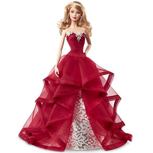 Barbie - Felices Fiestas 2015 (Mattel CHR76)
