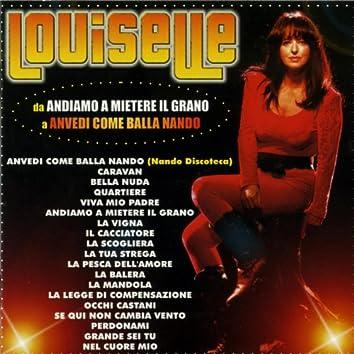 """Louiselle da """"Andiamo a mietere il grano"""" a """"Anvedi come balla Nando"""""""