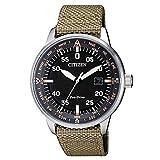 Citizen Reloj de hombre de la colección Aviator BM7390-14E